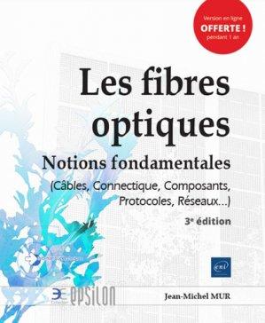 Les fibres optiques - eni - 9782409019920 -