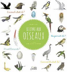 Le livre aux oiseaux - belin - 9782410009217 -