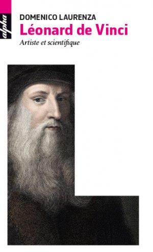 Léonard de Vinci - belin - 9782410013320 -