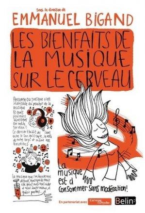 Les bienfaits de la musique sur le cerveau - belin - 9782410013795 -