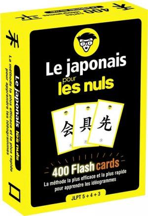 Le japonais pour les nuls - First - 9782412030493