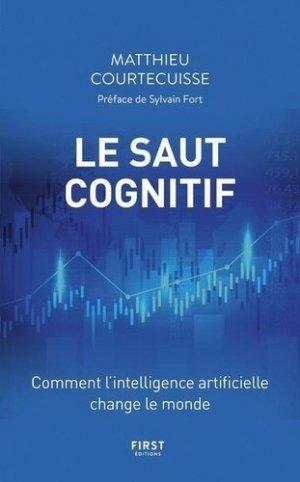 Le saut cognitif - First - 9782412048887 -
