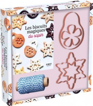 Les biscuits magiques du sapin - First - 9782412049198 -
