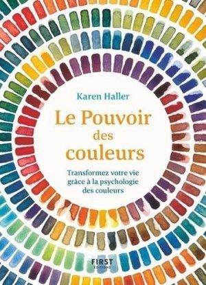 Le pouvoir des couleurs - first - 9782412049488 -