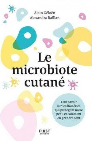 Le microbiote cutané - First - 9782412049679 -