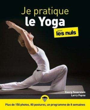 Le yoga pour les nuls - first editions - 9782412050484 -