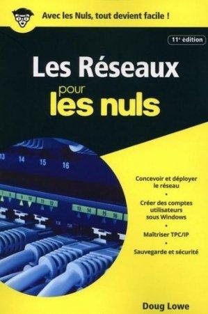 Les réseaux pour les nuls - first editions - 9782412053249 -