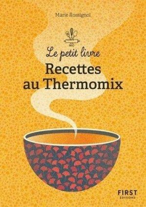Le petit Livre de recettes au thermomix - First - 9782412053904 -