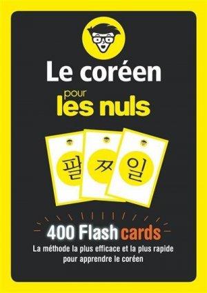 Le coréen pour les Nuls - First - 9782412055557 -