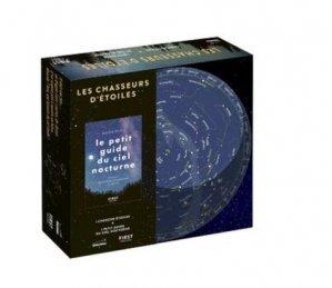 Le kit d'observation du ciel Nocturne - first editions - 9782412058138 -