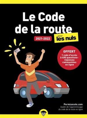 Le code de la route pour les nuls - First - 9782412064856 -