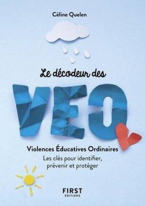 Le petit livre - décodeur des violences éducatives ordinaires - first editions - 9782412067147 -