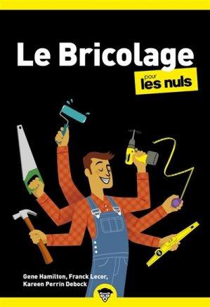 Le bricolage pour les nuls poche, 3eme edition - first editions - 9782412067161 -