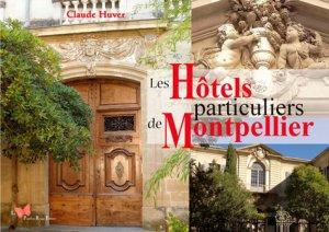 Les hôtels particuliers de Montpellier - le papillon rouge - 9782490379064