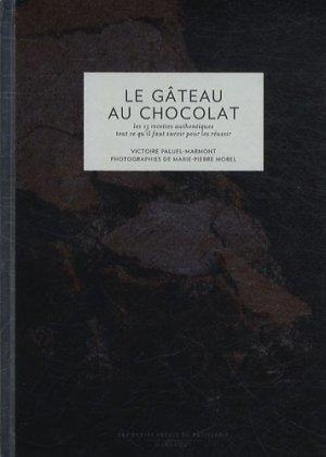 Le gâteau au chocolat - Marabout - 9782501058582 -