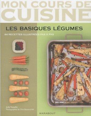 Les basiques légumes - Marabout - 9782501063456 -