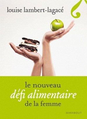 Le nouveau défi alimentaire de la femme - marabout - 9782501064064 -