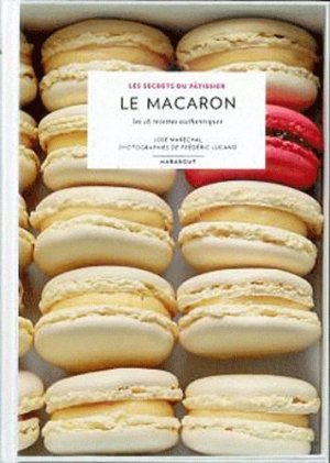 Le macaron - Marabout - 9782501065825 -