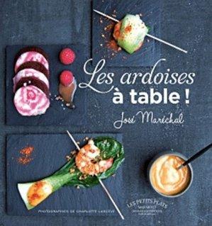 Les ardoises à tables ! - Marabout - 9782501072397 -
