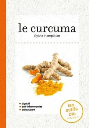 Le curcuma - marabout - 9782501074599 -