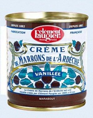 Le petit livre crème de marrons - Marabout - 9782501077149 -