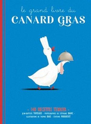 Le grand livre du canard gras - Marabout - 9782501077255 -
