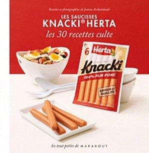 Le petit livre Knacki - Marabout - 9782501080514 -