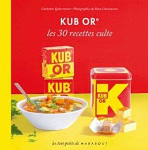Le petit livre Kub Or - Marabout - 9782501080651 -