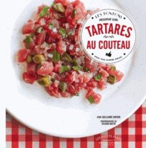 Les Tontons présentent leurs tartares - Marabout - 9782501086301 -