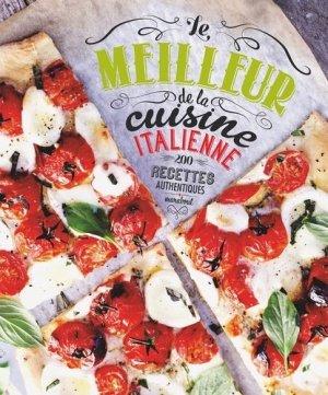 Le meilleur de la cuisine italienne - Marabout - 9782501087353 -