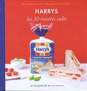 Le petit livre Harrys - Marabout - 9782501087421 -