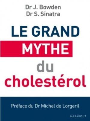 Le grand mythe du cholestérol - marabout - 9782501091008 -