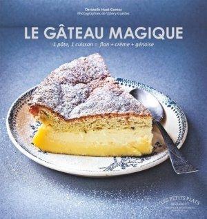 Les gâteaux magique - Marabout - 9782501102094 -
