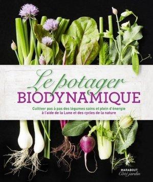Le potager biodynamique - marabout - 9782501104210