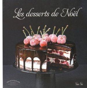 Les desserts de Noël - Marabout - 9782501109604 -