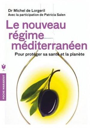 Le nouveau régime méditérranéen - marabout - 9782501111898 -