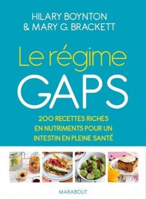 Le régime Gaps-marabout-9782501112093
