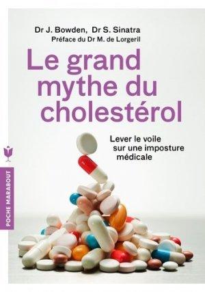 Le grand mythe du cholestérol - marabout - 9782501119740 -