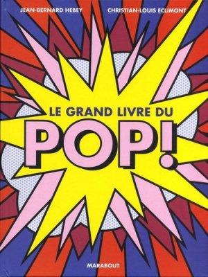 Le grand livre du pop ! - Marabout - 9782501120227 -