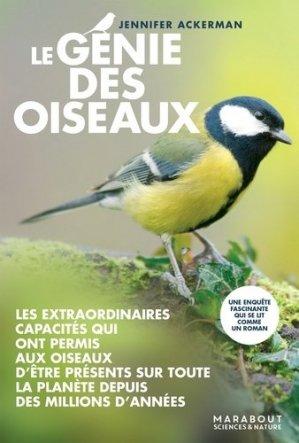 Le génie des oiseaux - marabout - 9782501124881 -