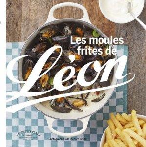 Les moules frites de Léon - Marabout - 9782501125475 -