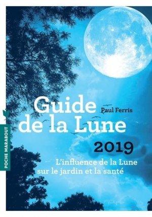 Le guide de la lune 2019 - marabout - 9782501128643 -