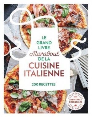 Le grand livre Marabout de la cuisine italienne - Marabout - 9782501129237 -