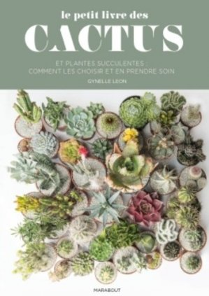 Le petit guide marabout des cactus - marabout - 9782501130202 -