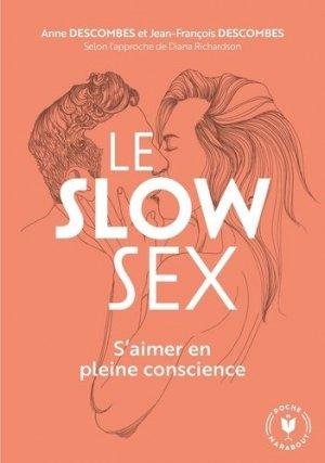 Le slow sex - marabout - 9782501135566 -