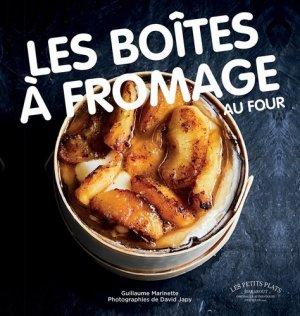 Les boîtes à fromage au four - Marabout - 9782501136280 -