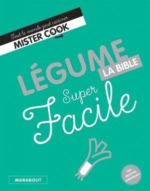 Légumes super facile - Marabout - 9782501139052 -