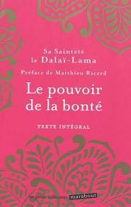 Le pouvoir de la bonté - Marabout - 9782501139403 -