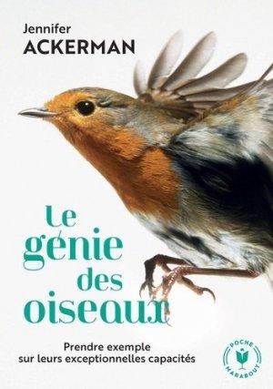 Le génie des oiseaux - marabout - 9782501141222 -
