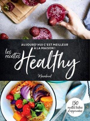 Les recettes Healthy - Marabout - 9782501142137 -